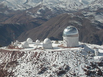 National Optical Astronomy Observatory - Cerro Tololo Inter-American Observatory