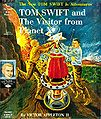 Tom Swift and The Visitor from Planet X - dust jacket - Project Gutenberg eText 17985.jpg