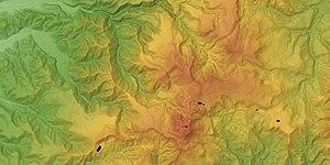 Mount Tomuraushi (Daisetsuzan) - Tomuraushi-Chubetsu Volcano Group