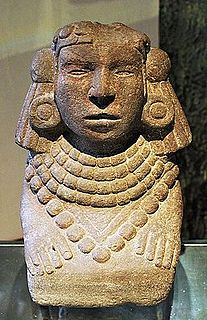 Tonantzin Aztec goddess
