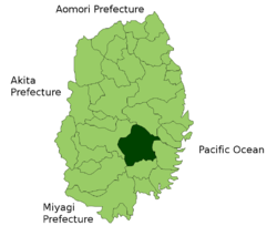 Tono in Iwate Prefecture.png
