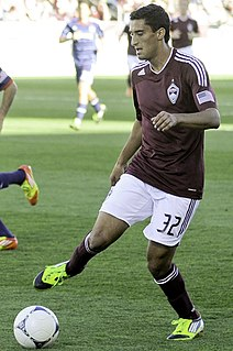 Tony Cascio American soccer player