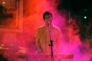 Chillwave - Image: Toro y Moi at Hard Rock Cafe