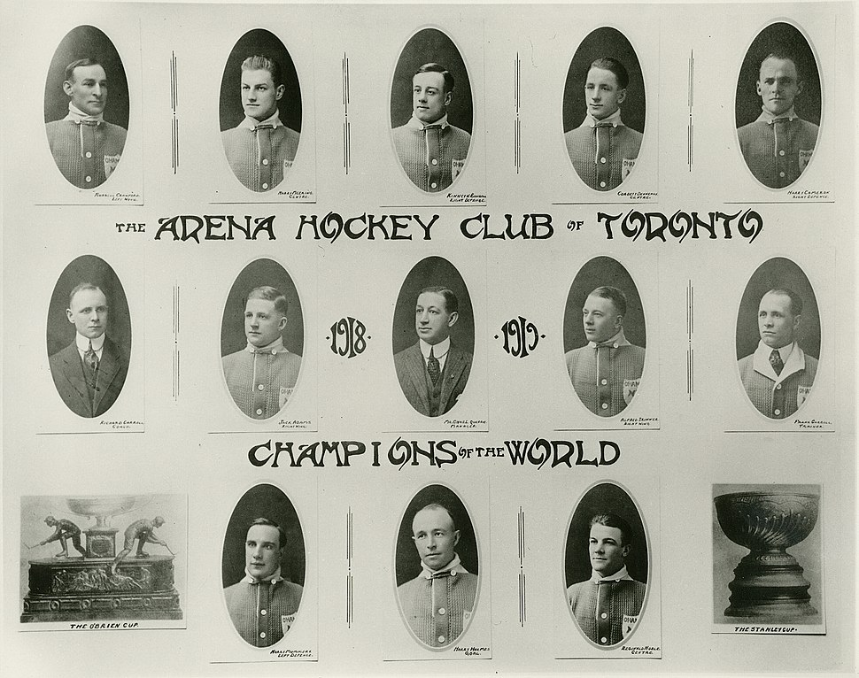 Toronto Arenas