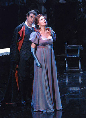 Music of Bulgaria - Raina Kabaivanska in Tosca, Madrid 2004