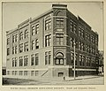 Touro Hall - Hebrew Education Society, Tenth and Carpenter Streets, Philadelphia PA (1899).jpg