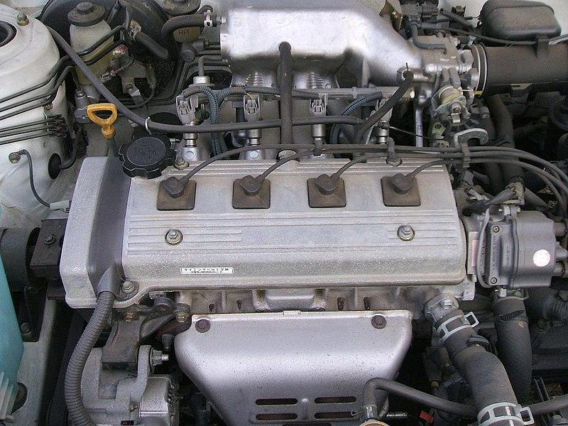 Px Toyota A Fe Engine