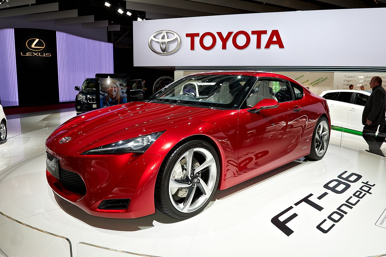 file toyota ft 86 concept wikimedia commons. Black Bedroom Furniture Sets. Home Design Ideas