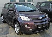 Toyota Urban Cruiser thumbnail