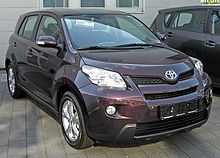 Toyota Urban Cruiser Wikipedia