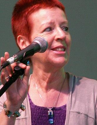 Tríona Ní Dhomhnaill - Ní Dhomhnaill in 2005