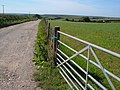 Track to Higher Heathfield Farm - geograph.org.uk - 235056.jpg