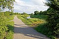 Trans-Pennine Trail beside River Mersey - geograph.org.uk - 447703.jpg