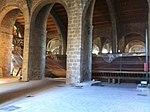 Treballs de restauració Drassanes Reials de Barcelona (3).JPG