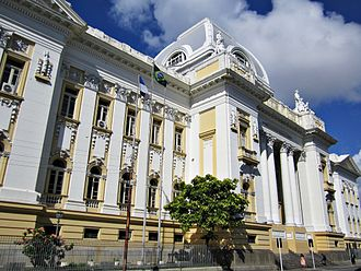 Judiciary of Brazil - Pernambuco Court of Justice.