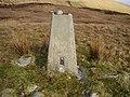 Trig pillar S8847, Strone - geograph.org.uk - 754872.jpg