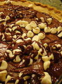 Triple Chocolate Chunk Bourbon Vegan Brownie Pie (3523955955).jpg