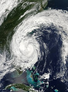 Tropical Storm Hanna over the East Coast (Sept. 6, 2008 at 16-05 UTC).jpg