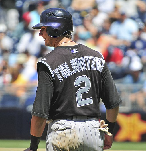 Troy Tulowitzki on July 19, 2009