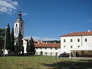 Trsat crkva Gospe Trsatske 1 010708