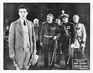 Truxton King (film) - Lobby card