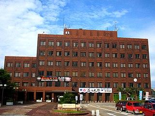 Tsuruoka, Yamagata City in Tōhoku, Japan