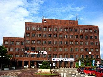 Tsuruoka, Yamagata - Tsuruoka City Hall