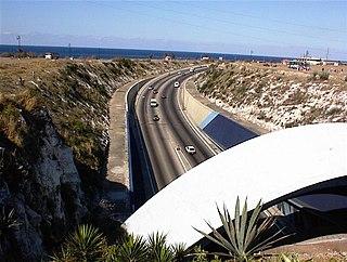 motorway in Cuba
