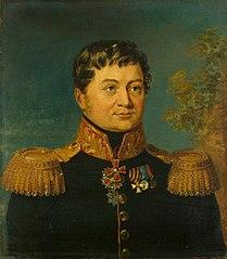 Portrait of Andrey P. Turchaninov (1779 -1830) (2nd)