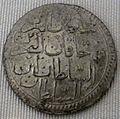 Turchia, solimano II, kurush, 1687-1691.JPG