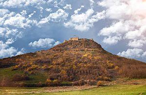 Zvečan Fortress - Image: Tvrdjava zvecan