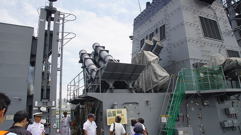 Type 90 (SSM-1B) launcher