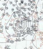 Typhoon Winnie surface analysis 1 July 1964.png