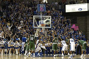 Alumni Arena (University at Buffalo) - Image: UB vs Ohio 2006