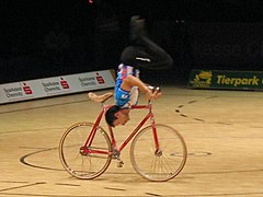 UCI Indoor Cycling World Championships 2006 LvT 34.jpg