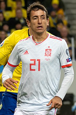 UEFA EURO qualifiers Sweden vs Spain 20191015 108 (cropped).jpg