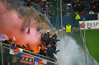 Association football culture - Supporters of AFC Ajax