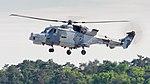 UK RN Black Cats AgustaWestland AW159 Wildcat HMA2 ZZ515 ILA Berlin 2016 05.jpg