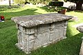 UNIDENTIFIED MONUMENT IN THE CHURCHYARD ABOUT 6 METRES NORTH OF NORTH AISLE OF CHURCH OF ST ANDREW, Chew Magna GII LB 1135971 01.jpg