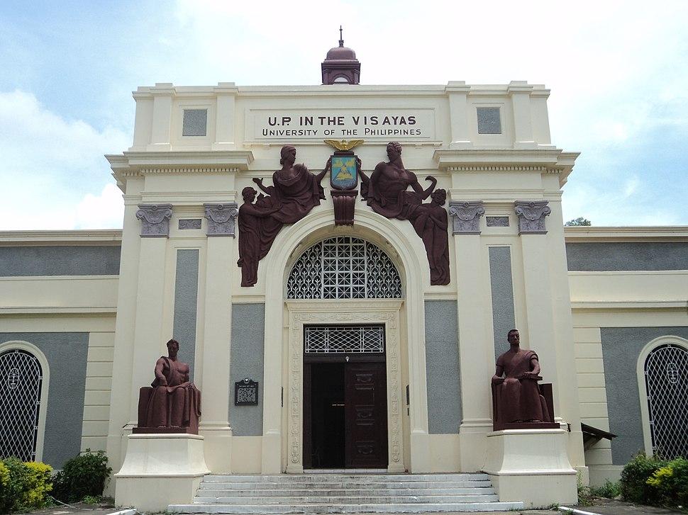 UP Visayas Iloilo Campus 2010
