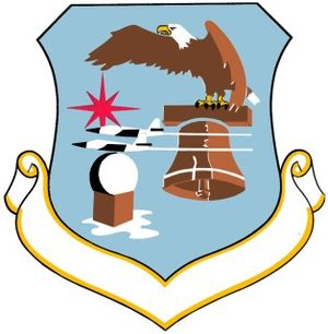 Fort Lee Air Force Station - Emblem of the 20th Air Division