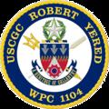 USCGC Robert Yered (WPC-1104) COA.png