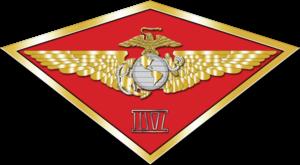 4th Marine Aircraft Wing - 4th Marine Aircraft Wing Insignia