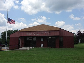 Rainsville, Alabama - Rainsville post office