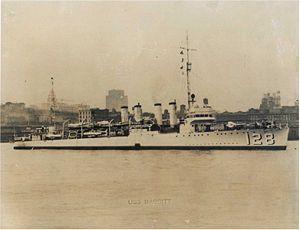 USS Babbitt (DD-128) - USS Babbitt (DD-128)