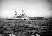 USS California (BB-44) - NH 61483