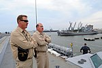 USS Carl Vinson pulls out for sea trails DVIDS185883.jpg