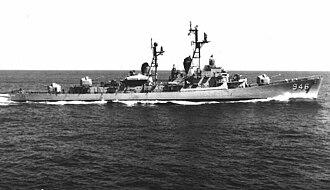 USS Edson - Image: USS Edson (DD 946)