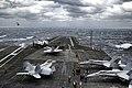 USS Enterprise in rough seas.jpg