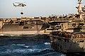 USS John C. Stennis conducts a replenishment. (8489596868).jpg